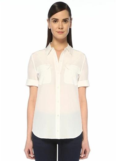 Equipment Gömlek Beyaz